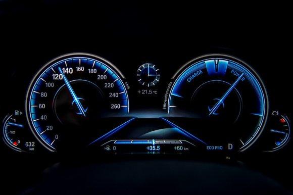 BMW nuotr./Žvilgsnis į naująjį BMW 7