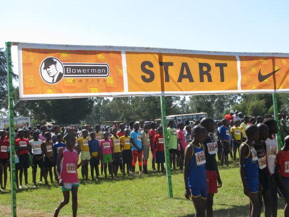 L.Vireliūnaitės nuotr. /Bėgimo varžybos Eldorete