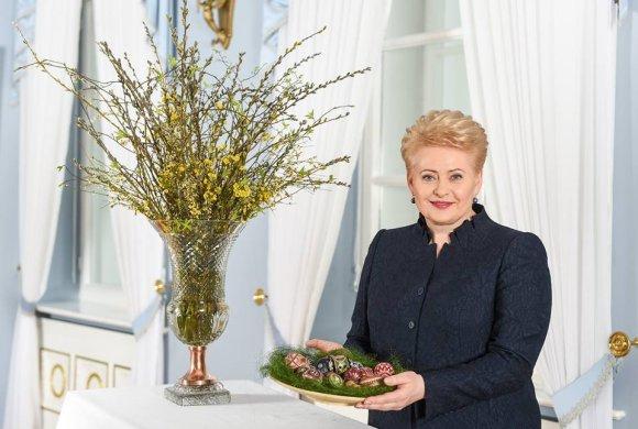 Asmeninio albumo nuotr./Dalia Grybauskaitė