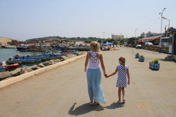 Asmeninio albumo nuotr./Daiva Doukhane su dukra
