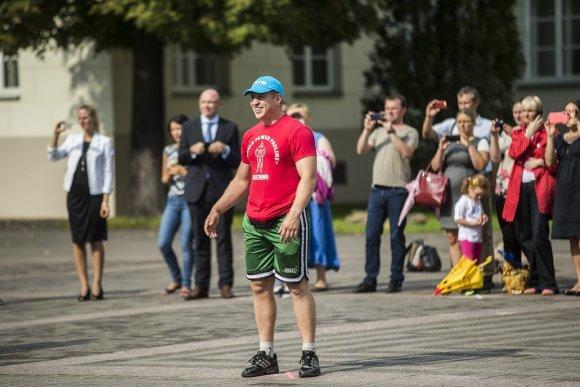UNICEF Lietuva nuotr./Marius Repšys