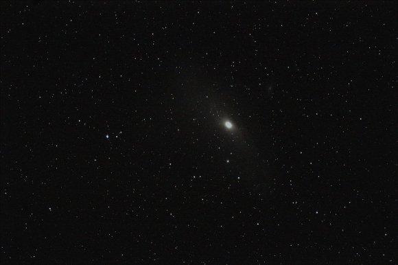Nuotr. iš Astrophoto.com/Nr.7. Andromedos galaktika per nedidelį antžeminį teleskopą