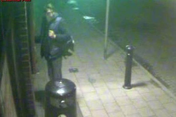 Kento policijos nuotr./R.Piktorovas bandė pasinaudoti aukos banko kortele