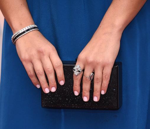 """""""Scanpix"""" nuotr./Aktorė Gina Rodriguez 87-uosiuose Oskarų apdovanojimuose."""