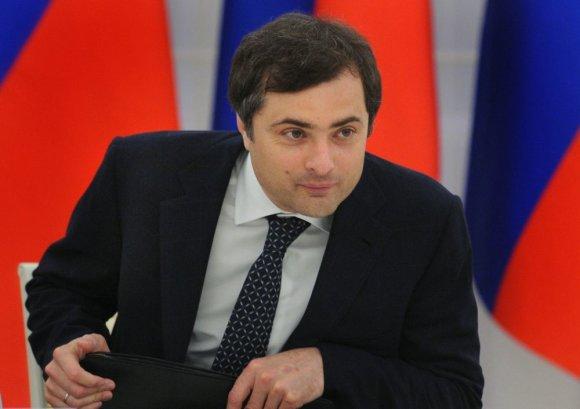 "AFP/""Scanpix"" nuotr./Vladislavas Surkovas"