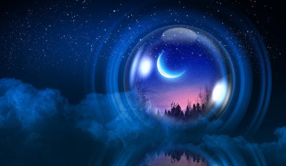 """""""Fotolia"""" nuotr./Mėnulio fazės: Jaunatis"""
