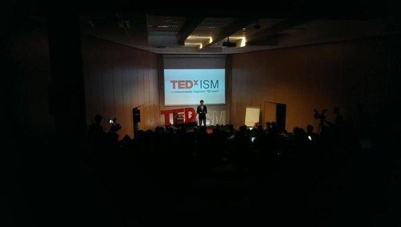 """Organizatorių nuotr./""""TEDxISM"""" konferencija"""