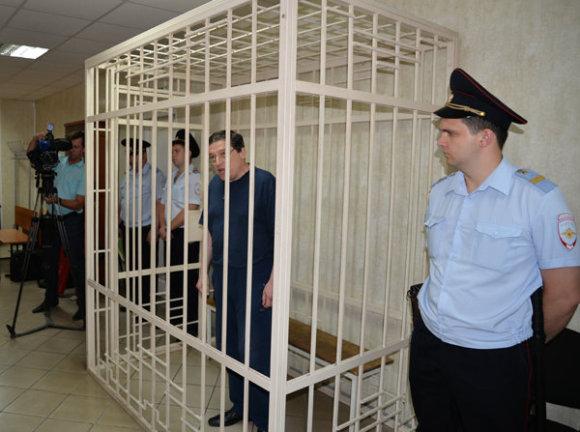"""fsknvrn.ru nuotr./Aleksandras Poluchinas Voronežo teisme svarstant """"aguonų bylą"""""""