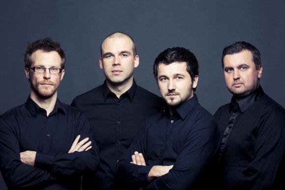 Mariaus Žičiaus nuotr./Baltijos gitarų kvartetas