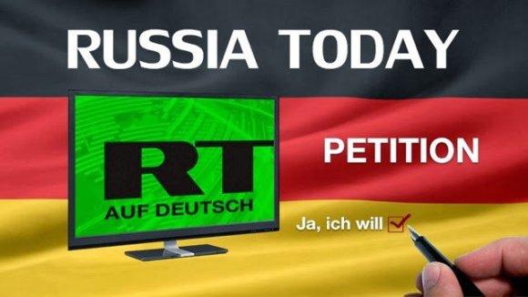 Russia Today-Deutsch smegenų plovimą vokiečiams pristato kaip humanitarinę pagalbą