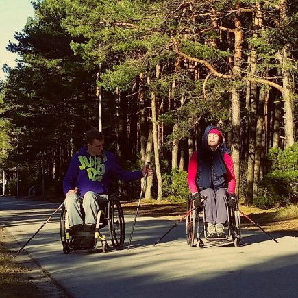 Reabilitacija Palangoje.