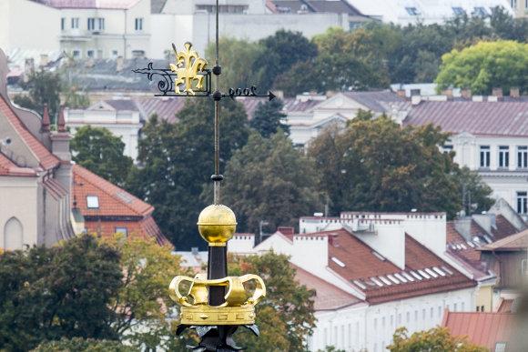 Luko Balandžio / 15min nuotr./Rudenėjantis Vilnius