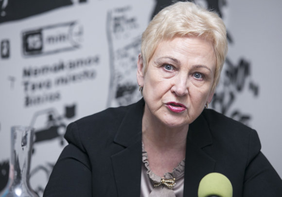 Luko Balandžio/15min.lt nuotr./Irena Degutienė