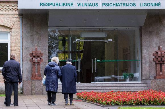 Luko Balandžio / 15min nuotr./Respublikinė Vilniaus psichiatrijos ligoninė