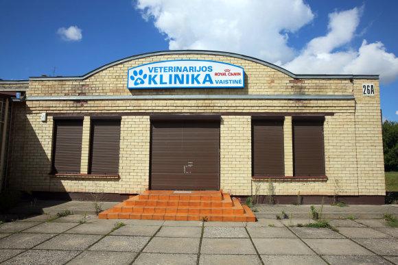 """Teodoro Biliūno / 15min nuotr./Laikina """"Baltic Medics"""" buveinė Kaune"""