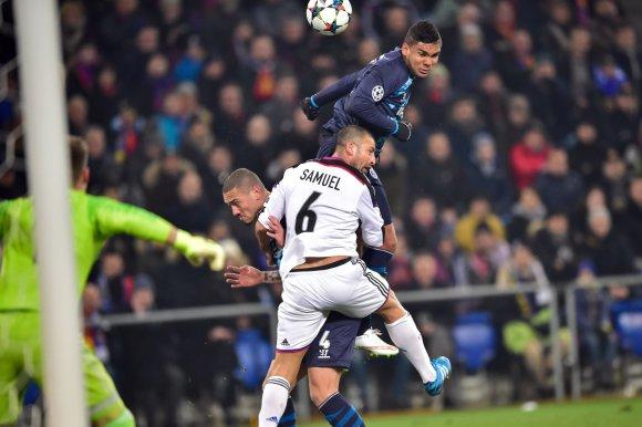 "AFP/""Scanpix"" nuotr./""Basel"" – ""Porto"""