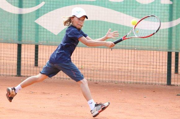 organizatorių nuotr./Vilniaus teniso akademijos taurė 2014