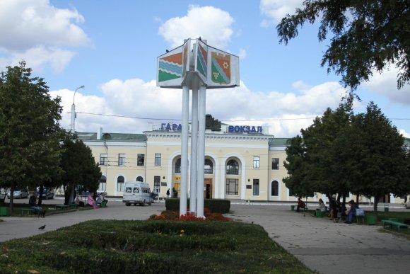 Asm.archyvo nuotr./Tiraspolio stotis Padniestrė