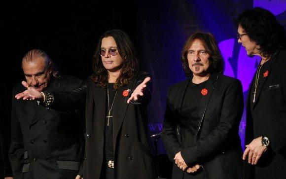 """Reuters""/""Scanpix"" nuotr./""Black Sabbath"""