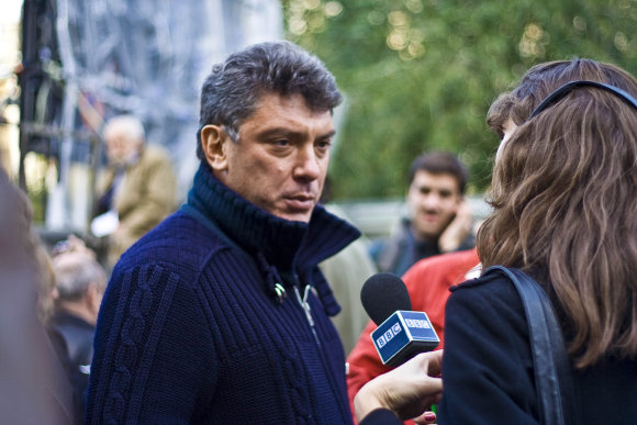 """Scanpix""/""Sipa USA"" nuotr./Borisas Nemcovas"