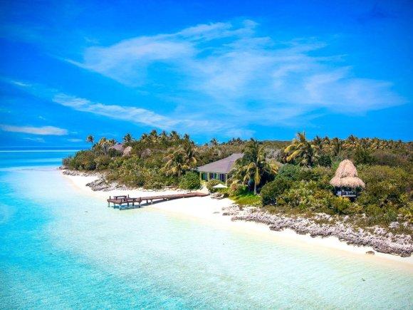 """Musha Cay"" nuotr./Davido Copperfieldo sala"