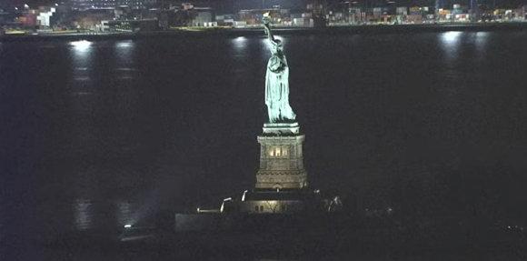 """Scanpix""/AP nuotr./Laisvės statula"
