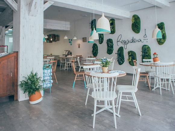"""""""Green Area"""" nuotr./""""La Regadera"""" restoranas"""