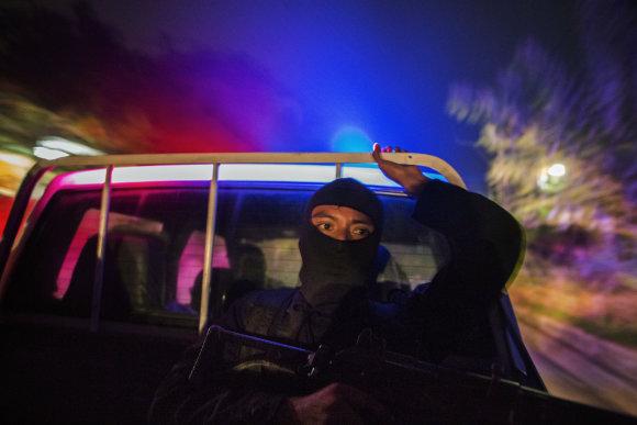 """""""Reuters""""/""""Scanpix"""" nuotr./Salvadoro saugumo pajėgos"""