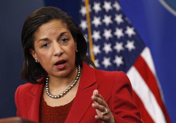 """""""Reuters""""/""""Scanpix"""" nuotr./Susan Rice"""