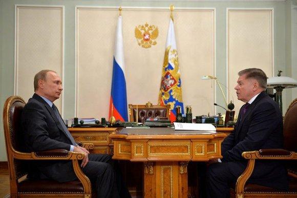 Kremlin.ru nuotr./Vladimiras Putinas