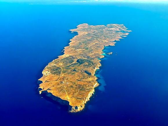 """Wikimedia Commons"" nuotr./Lampedūza"