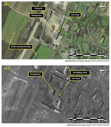 """""""Reuters""""/""""Scanpix"""" nuotr./Kalėjimas Šiaurės Korėjoje"""