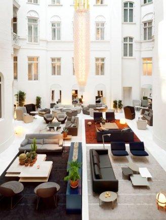 """""""Nobis Hotel"""" Kopenhagoje"""