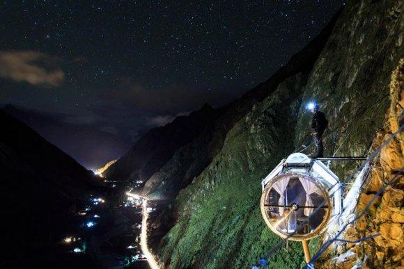 """""""Wikimedia Commons"""" nuotr./Kabantys viešbučiai, Peru"""