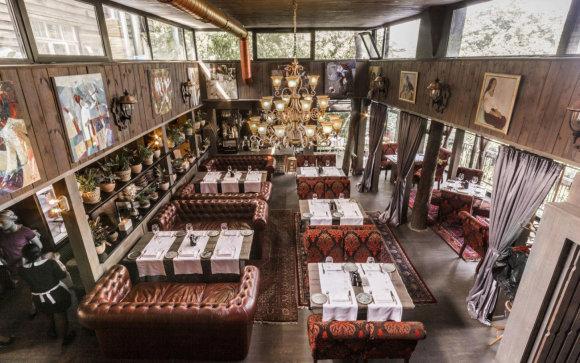 """Kanapa"" restoranas Kijeve"