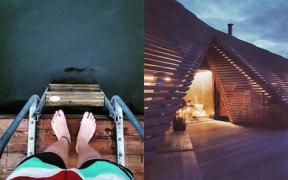 Asm.archyvo nuotr./Viešosios saunos malonumai