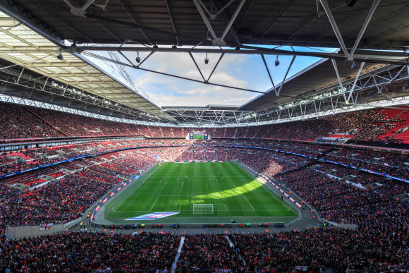 """Scanpix"" nuotr./""Wembley"" stadionas"