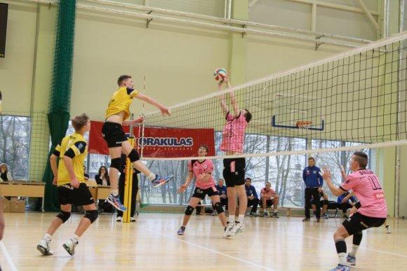 Zenono Šilansko nuotr./LTF Didžiosios taurės tinklinio varžybos