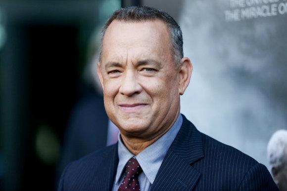 """Scanpix""/AP nuotr./Tom Hanks"