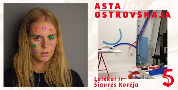 Organizatorių nuotr./Asta Ostrovskaja