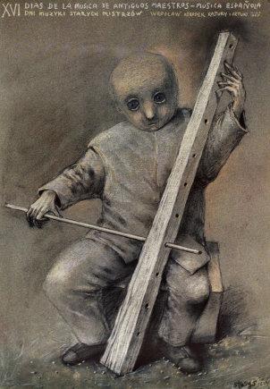 Senoji ispanų muzika
