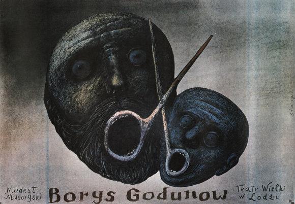 Borisas Godunovas