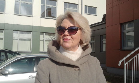 L. Sėlenienės nuotr/Klaipėdietė Nijolė
