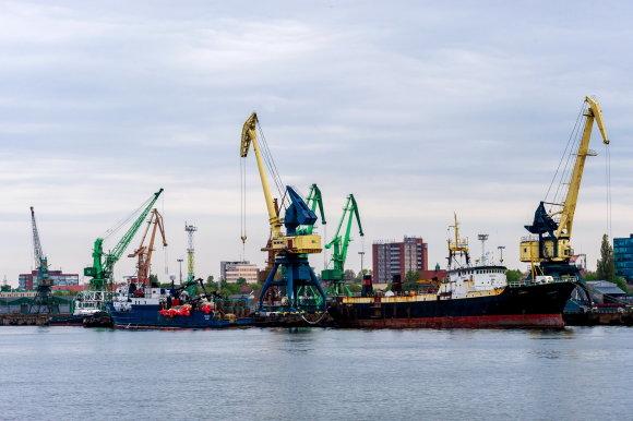A. Kubaičio nuotr./Klaipėdos uostas