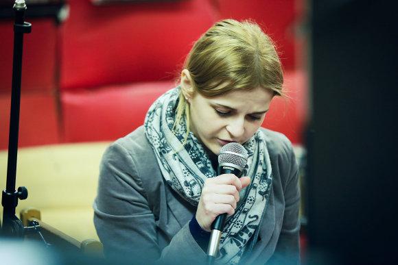 Natalija Demeško / Gintaro Jonaičio nuotr.