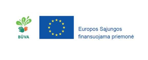 ES finansuojama priemonė