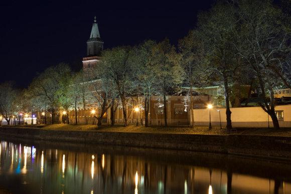 Vida Press nuotr./Turku kadredra