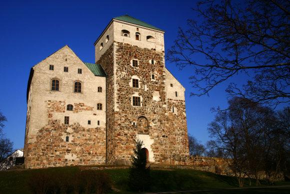 Vida Press nuotr./Turku pilis