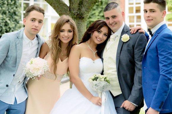 Kamal Mostofi nuotr./Vestuvių akimirka