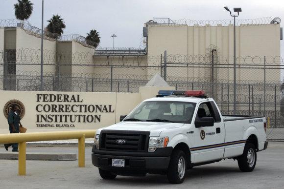 """""""Reuters""""/""""Scanpix"""" nuotr./JAV Kalifornijos valstijoje esanti Federalinė pataisos įstaiga, kur kalėjo Pavlo Lazarenka"""